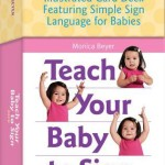 teach baby to sign