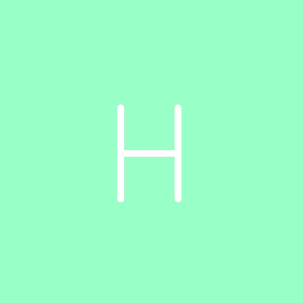 h button