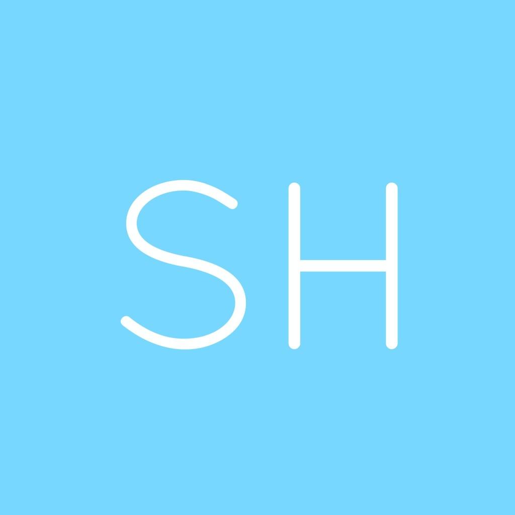 sh button