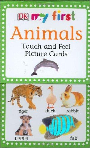DK animal cards