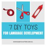 7 DIY Toys for Language